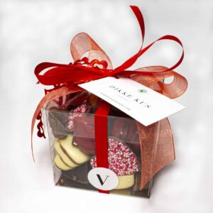 Kubus Valentijn Visser chocolade